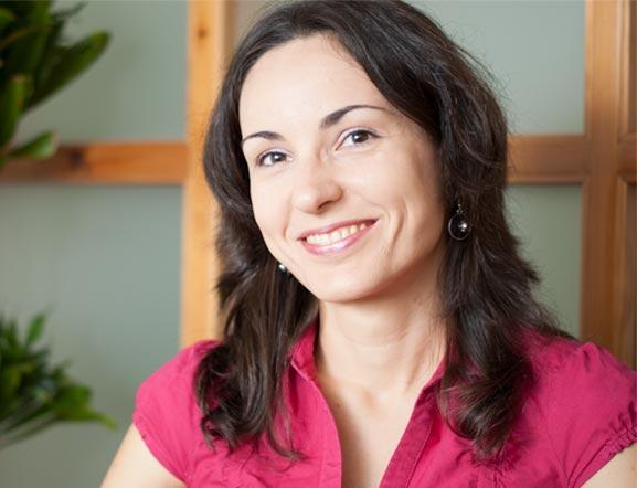 Psicóloga Lidia Páez
