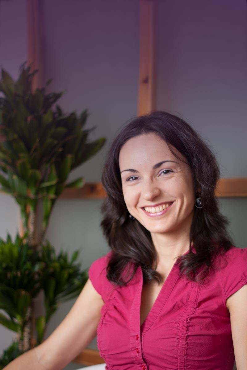 Psicóloga Lidia Páez en el Centro Alcance Aljarafe - Cita